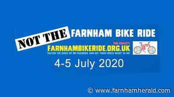 Farnham Charity Bike Ride back on (sort of...) - Farnham Herald