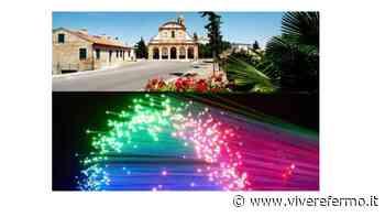Monte Giberto: anche il piccolo borgo fermano avrà la fibra - Vivere Fermo