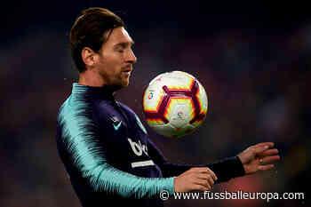 Carlo Ancelotti hätte gerne Lionel Messi trainiert - Fussball Europa