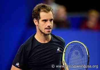 Richard Gasquet: I find it hard to see for the US Open, everything is unclear - Tennis World USA