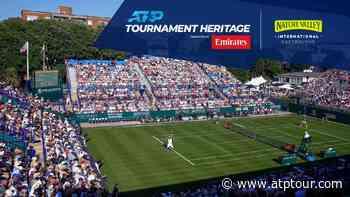 Novak Djokovic, Richard Gasquet's Success At Eastbourne's 'Perfect Venue' - ATP Tour