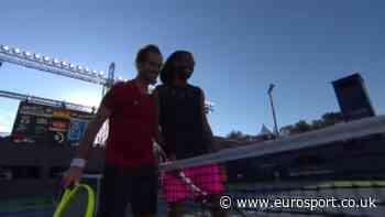 Ultimate Tennis Showdown highlights: Richard Gasquet beats Dustin Brown - Eurosport.co.uk