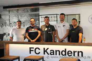 Der FC Kandern hat in der Coronapause sein Clubheim saniert - Kandern - Badische Zeitung