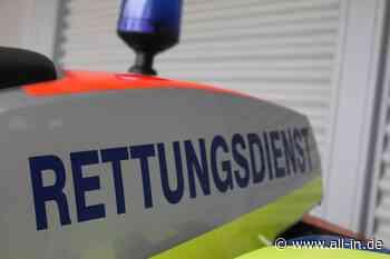 Frontalzusammenstoß mit Auto: Motorradfahrer (52) in Pfronten schwer verletzt - Pfronten - all-in.de - Das Allgäu Online!