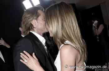 Jennifer Aniston droht Meghan: Lass die Finger von Brad! - OK! Magazin