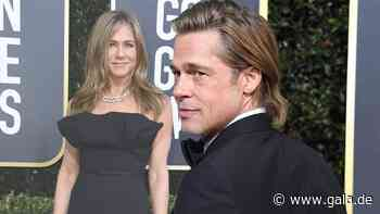 Jennifer Aniston + Brad Pitt: Erneuter Bruch   GALA.de - Gala.de