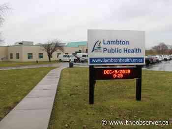 June 21: Four more COVID-19 cases reported in Sarnia-Lambton - Sarnia Observer