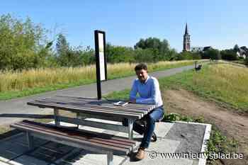 Nieuwe picknickbanken en wandelingen promoten Rivierpark Scheldevallei