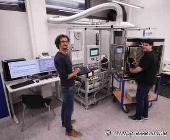 Neues Messgerät spürt kleinste Undichtheiten auf, Hochschule Aalen - Technik und Wirtschaft, Pressemitteilung - PresseBox.de