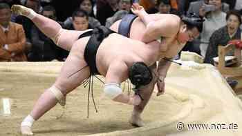 Gesundheitsprobleme: Japans Sumo-Ringer werden immer schwerer - noz.de - Neue Osnabrücker Zeitung