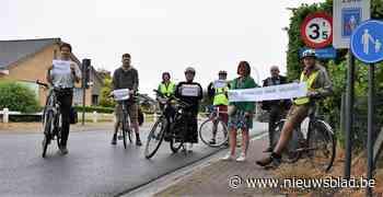 """GroenRood wil dat fietsstraat beter aangegeven wordt, burgemeester heeft """"andere prioriteiten"""""""
