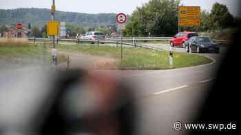 Verkehr in Metzingen und Dettingen: Ab Freitag weniger Stau : Schlössleskurve bei Dettingen ab 26. Juni wieder offen - SWP