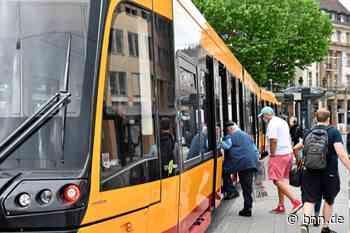 In der Bahn von Bretten nach Rastatt: Wie steht´s um die Maskenpflicht? - BNN - Badische Neueste Nachrichten