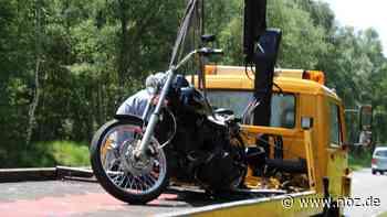Motorradfahrer nach Unfall in Papenburg im Krankenhaus - noz.de - Neue Osnabrücker Zeitung