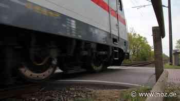 Steine auf Bahngleisen in Papenburg lösen Alarm aus - Neue Osnabrücker Zeitung