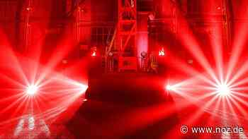 Darum wird das Forum Alte Werft in Papenburg rot angestrahlt - Neue Osnabrücker Zeitung