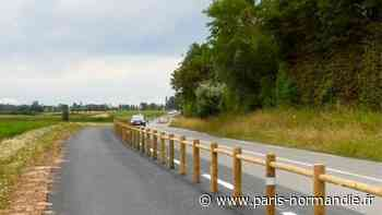 La voie cyclable entre Le Havre et Octeville-sur-Mer désormais accessible - Paris-Normandie