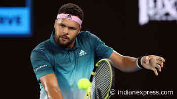 'I have been regularly confronted with racism since childhood': Jo-Wilfried Tsonga - The Indian Express