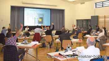 Straubenhardt: Corona macht Finanzplanung zur Makulatur - Straubenhardt - Schwarzwälder Bote
