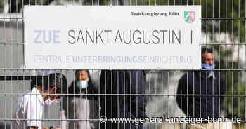 Ursprünglich 180 Corona-Fälle: Flüchtlingsunterkunft in Sankt Augustin - General-Anzeiger