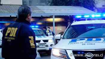 Persecución con resultado fatal se registra en La Pintana - 24Horas.cl