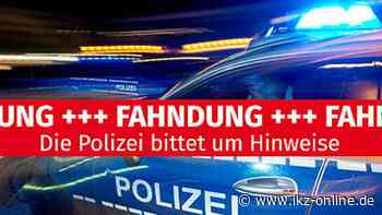 Die Polizei in Kamp-Lintfort fahndet nach einem Dieb - IKZ