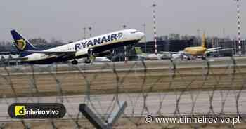 SNPVAC. Ryanair suspende contrato com tripulantes da Crewlink em Ponta Delgada - Dinheiro Vivo