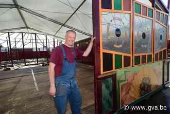"Wereldberoemde bouwer van spiegeltenten: ""Helft Duitse dinne... (Malle) - Gazet van Antwerpen"