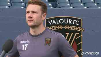Valour's Brett Levis: 'Guys are just happy to be playing together again' - Canadian Premier League