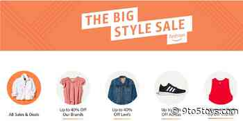 Fashion Gold Box: 40% off Levis jeans/shorts, 30% off Adidas, 35% off Cole Haan shoes, more - 9to5Toys