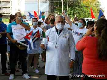 Cuban doctors and nurses who battled against COVID-19 in Lombardy already with their families - OnCubaNews
