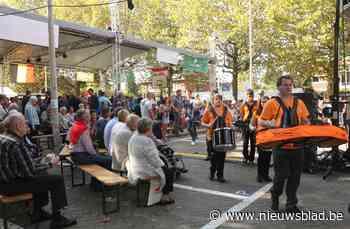 Mariaburgse Feesten zetten optredens op mobiele wagens