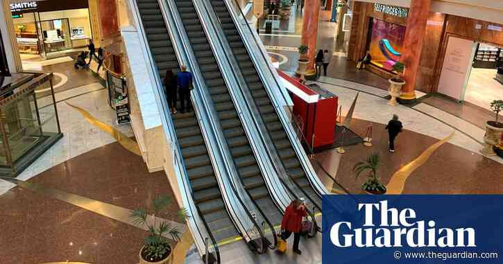Trafford Centre owner prepares contingency plan for administration