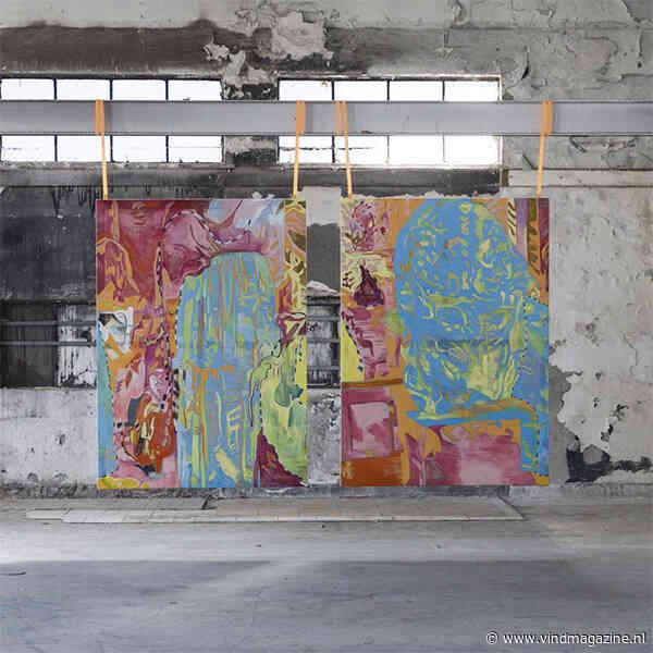 Groepsshow van Rademakers en SBK Kunstuitleen & Galerie