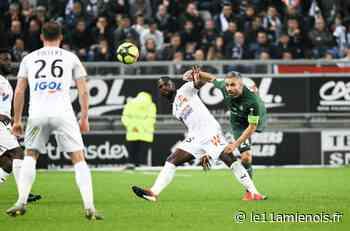 L'Amiens SC en Ligue 1 : Saint-Etienne, un poignard nommé Cabella - Le 11 Amiénois