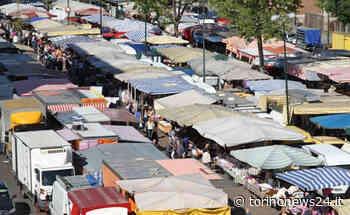 Dramma al mercato di corso Racconigi – Ambulante schiacciato dal banco, è gravissimo - torinonews24.it
