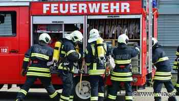 Nottuln/NRW: Feuerwehrmann bei Brand in einer Grundschule verletzt | Nordrhein-Westfalen - wa.de