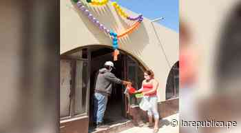 Lambayeque: Padre Lute pone en marcha segundo comedor en Ciudad Eten - LaRepública.pe