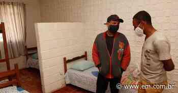 Vespasiano ganha nova casa de acolhimento para moradores de rua - Estado de Minas