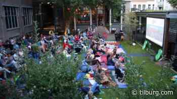 Buitenbios in de binnenstad: programma Pop up Cinema bij De Nieuwe Vorst bekend! - Tilburg.com
