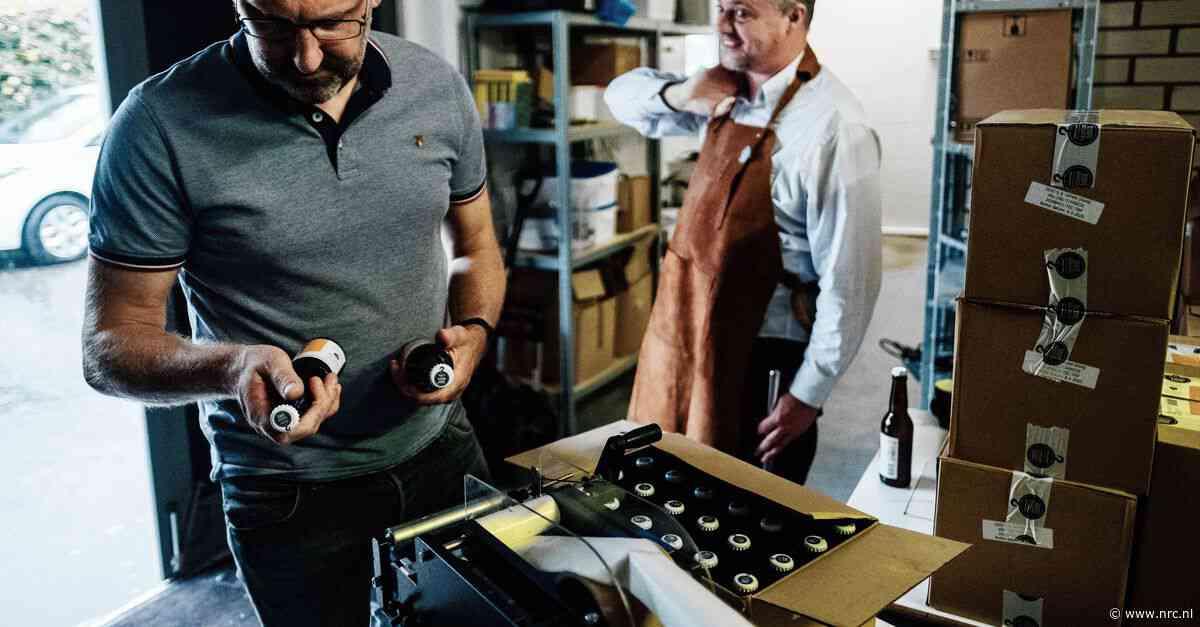 In het obligatiebier van Dorpsbrouwerij Terheijden zit iets te veel alcohol - NRC