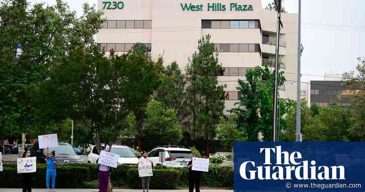 US nurses at for-profit hospital chain to strike over cuts and PPE shortages