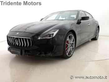 Vendo Maserati Quattroporte 3.0 V6 Diesel Gransport usata a Castelfranco Veneto, Treviso (codice 7650484) - Automoto.it