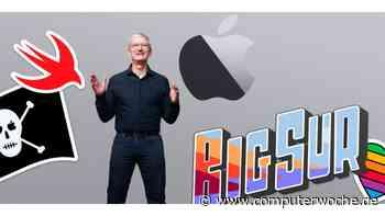 iOS 14, iPadOS 14, macOS 11 Big Sur, watchOS 7, tvOS 14: Apples Neuigkeiten auf der WWDC 2020