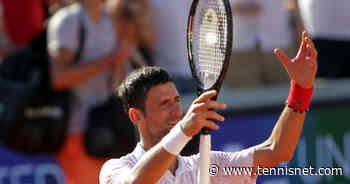 """Novak Djokovic rudert in Causa US Open zurück: """"Froh, dass es stattfindet"""" - tennisnet.com"""