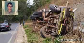 Motorista de Patos de Minas morre em acidente na MGC-354 - Patos Agora