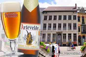 'Stadsbrouwerij Artevelde' gaat bier brouwen recht tegenover Gents stadhuis