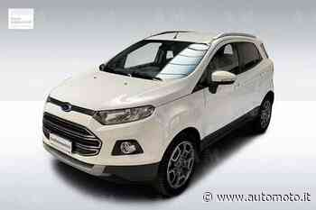 Vendo Ford EcoSport 1.5 110 CV Titanium usata a Melegnano, Milano (codice 7559265) - Automoto.it