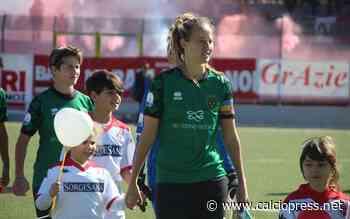 Tamar Dongus, un capitano a San Gimignano - Calciopress
