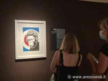 Piero e Banksy, quando l'azzardo artistico è vincente. Sansepolcro riparte dalla cultura - ArezzoWeb